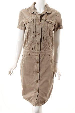 Closed Denim Dress camel-beige athletic style