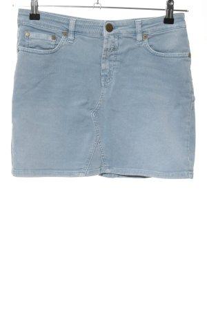 Closed Jupe en jeans bleu style décontracté