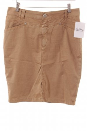 Closed Jeansrock beige Used-Optik