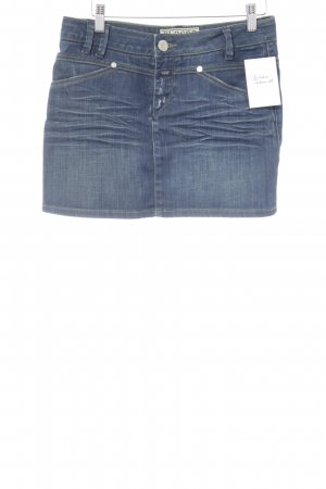Closed Jeansrock blau Casual-Look
