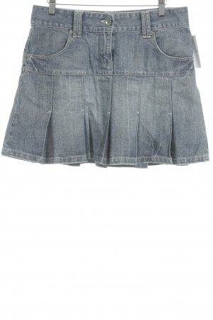 Closed Jeansrock kornblumenblau Casual-Look