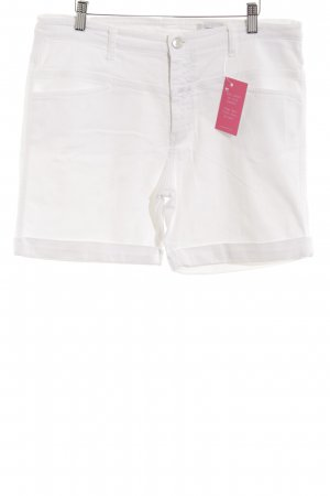 Closed Jeansshorts weiß Casual-Look