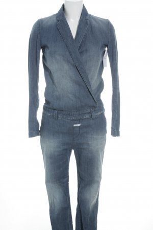Closed Jumpsuit blue casual look