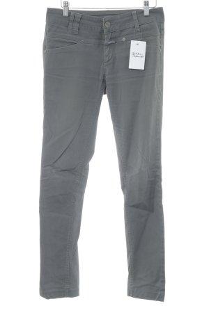 Closed Pantalón de pinza alto gris estilo «business»