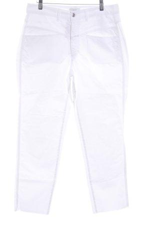 Closed Karottenhose weiß 80ies-Stil