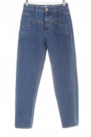 Closed Carrot Jeans blue casual look