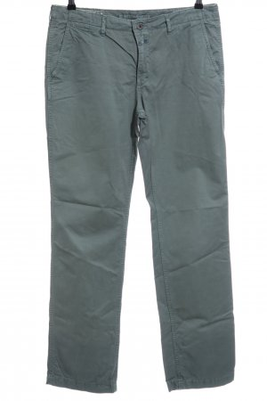 Closed Pantalon kaki kaki style d'affaires