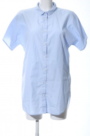 Closed Short Sleeve Shirt blue business style