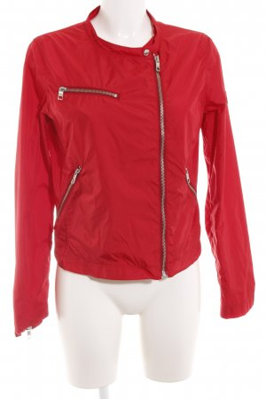 Closed Short Jacket red casual look