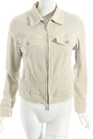 Closed Kurzjacke hellbeige Casual-Look