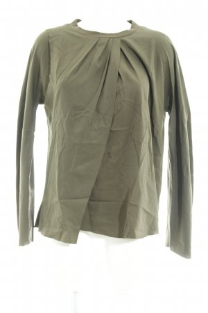 Closed Langarm-Bluse khaki Casual-Look
