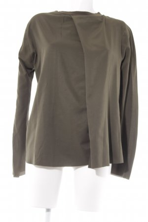 Closed Langarm-Bluse khaki Casual-Look