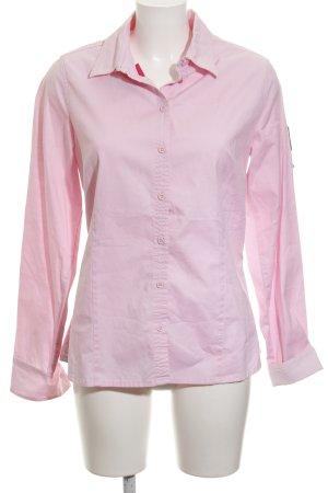 Closed Langarmhemd rosa klassischer Stil