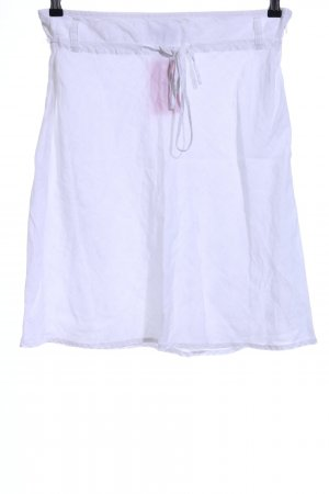 Closed Linen Skirt white casual look