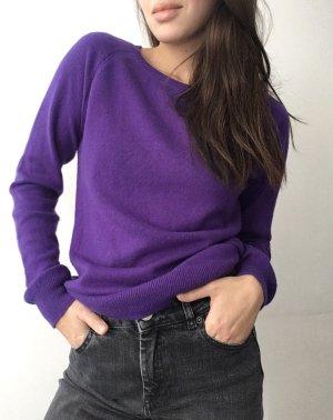 Closed Cashmere Jumper lilac cashmere