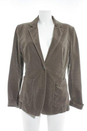 Closed Blazer long gris brun style simple