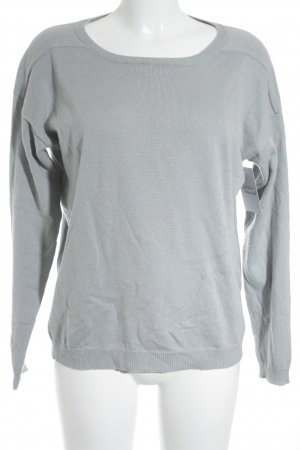 Closed Longsleeve blassblau Casual-Look