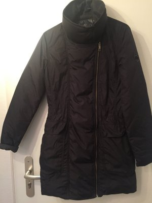 Closed Mantel Jacke Gr.S 36/38 dunkelblau top Fell