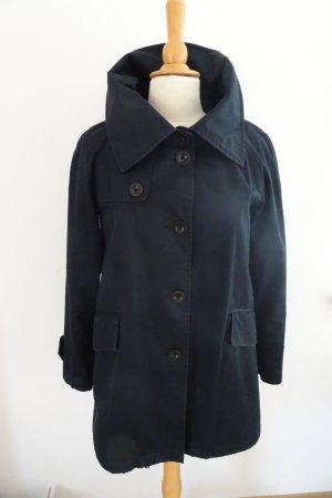 Closed Heavy Raincoat black