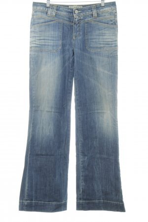 Closed Marlene jeans staalblauw casual uitstraling