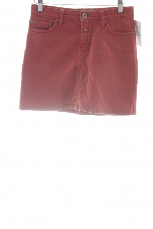 Closed Miniskirt red casual look