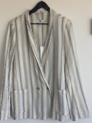 CLOSED NEU Baumwollblazer gestreift