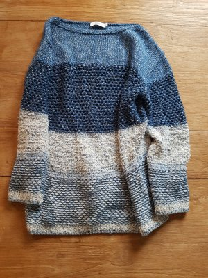 Closed Oversize Strick Pullover Gr.S