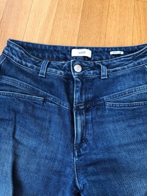 Closed Pedal Pusher Jeans Gr 38 (42) super Waschung