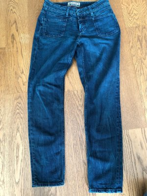 Closed Slim jeans petrol