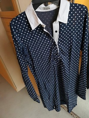 Closed Polka dot Blusenkleid Gr. S/M