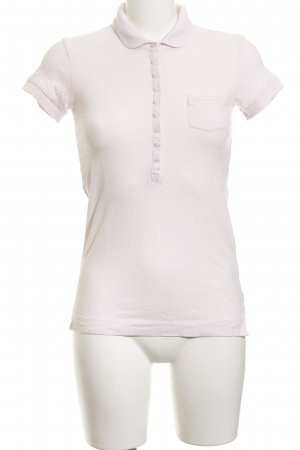 Closed Polo rose clair style classique