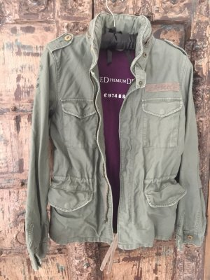 CLOSED Premium Military Jacke/Parka