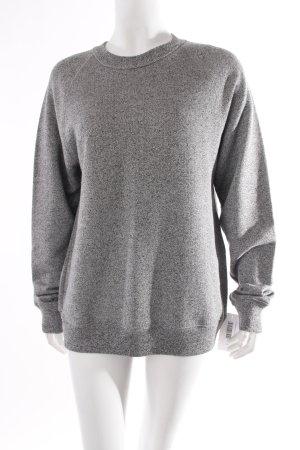 Closed Pullover mit Print Grau