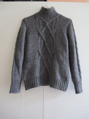 Closed Pullover Strickpullover Wollpullover Winterpullover M