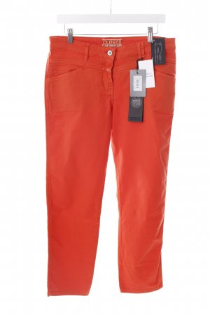 Closed Röhrenjeans orange Casual-Look