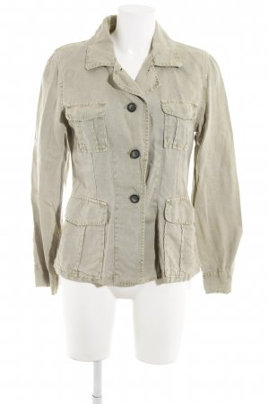Closed Safari Jacket khaki-green grey casual look