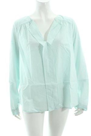 Closed Schlupf-Bluse blassgrün Casual-Look