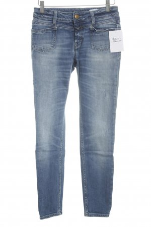 Closed Skinny Jeans blau Casual-Look