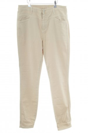 Closed Skinny Jeans creme Casual-Look