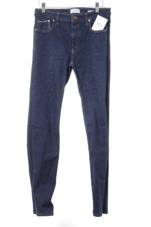 Closed Skinny Jeans dunkelblau-bronzefarben Casual-Look