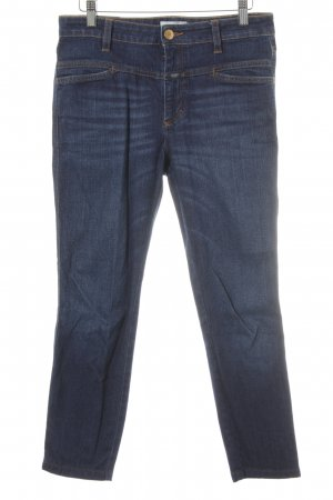 Closed Skinny jeans donkerblauw casual uitstraling