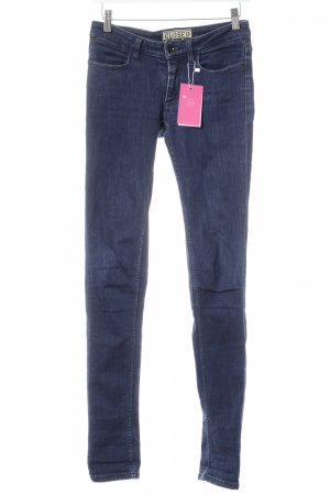 Closed Skinny Jeans dunkelblau Jeans-Optik