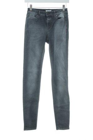 Closed Skinny Jeans dunkelgrau Casual-Look