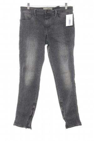 Closed Skinny Jeans dunkelgrau Casual-Look