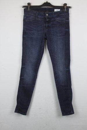Closed Skinny Jeans Gr. 26 denim blue