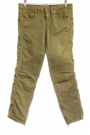 Closed Skinny Jeans grasgrün-waldgrün Casual-Look