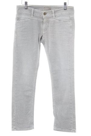 Closed Skinny Jeans grau Casual-Look