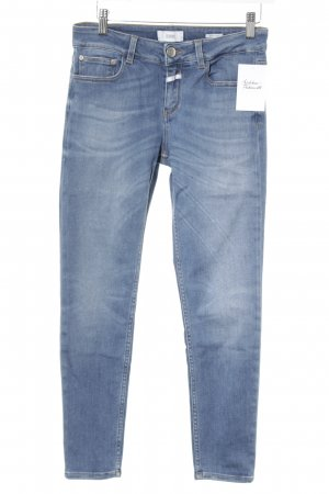 Closed Skinny Jeans light blue simple style