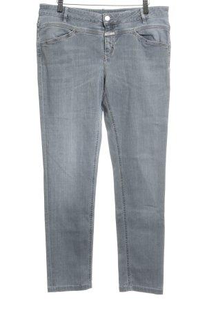 Closed Skinny Jeans hellgrau Casual-Look