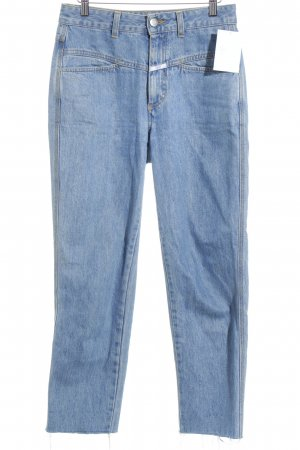 Closed Skinny Jeans himmelblau Jeans-Optik